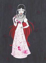 CE: The Newborn Vampire by Sakurablossom91
