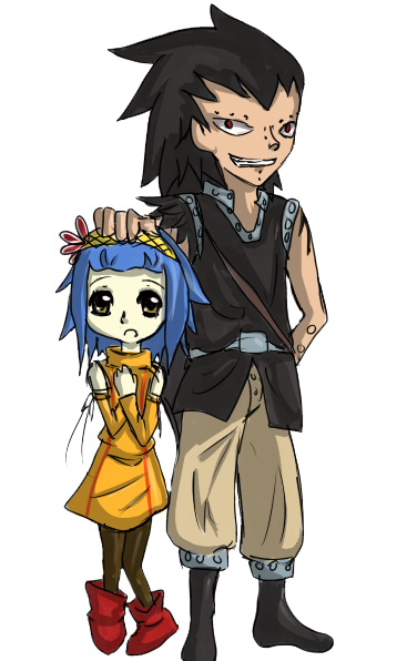Gajeel And Levy Quotes. QuotesGram