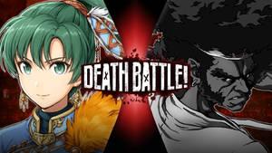Lyn vs Afro Samurai
