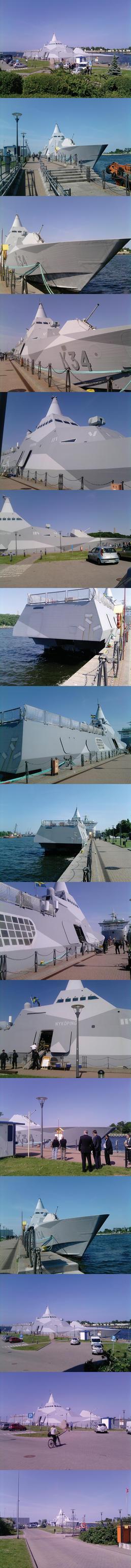 HSwMS Nykoping by zaku1986