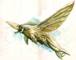 Beasts Of Eden: Cetus Natantes by vcubestudios