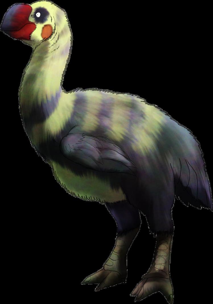 The Demon Duck of Doom by vcubestudios