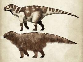 Speculative Evolution: Iguanodon primigenius