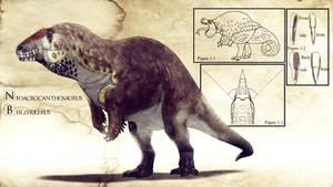 TMHOTW: The Berzerker Beast
