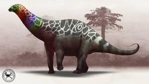 Paleo-Art: Brontosaurus (Male)