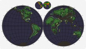 TMHOTW: The World Map (reboot)
