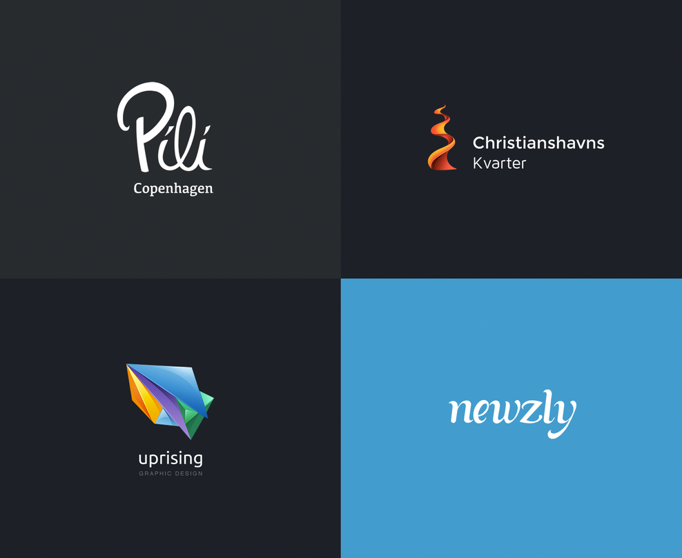 small logo collection by uprising93