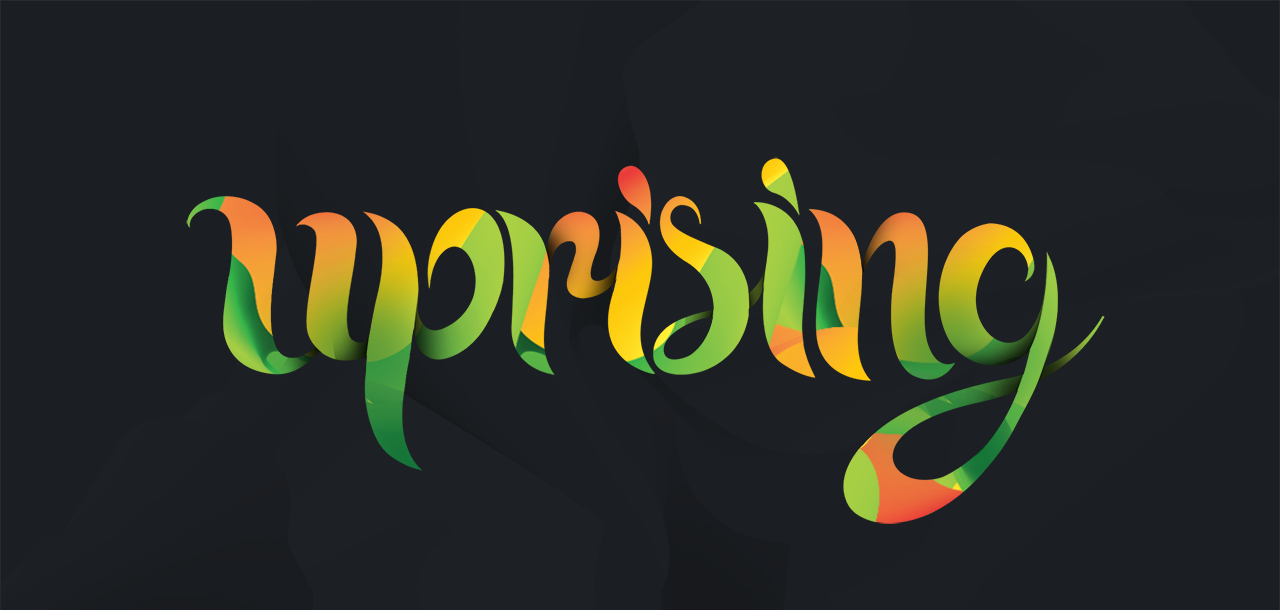 typo experiment by uprising93