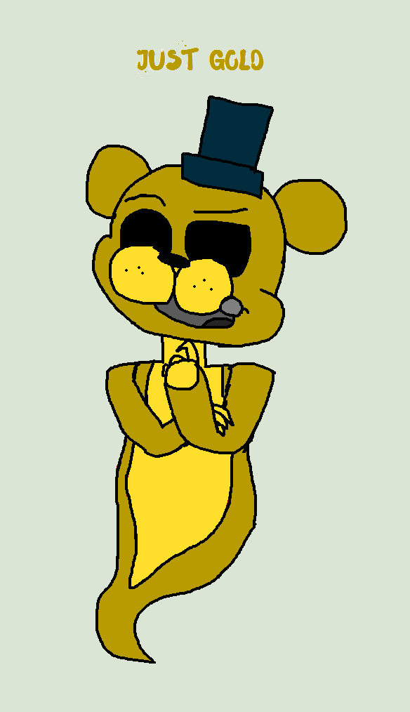 Just Gold (FNAF Music Challenge 2) by tails-fangirl