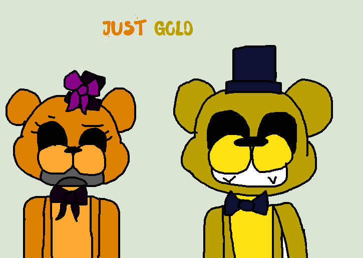 Just Gold (FNAF Music Challenge 3) by tails-fangirl