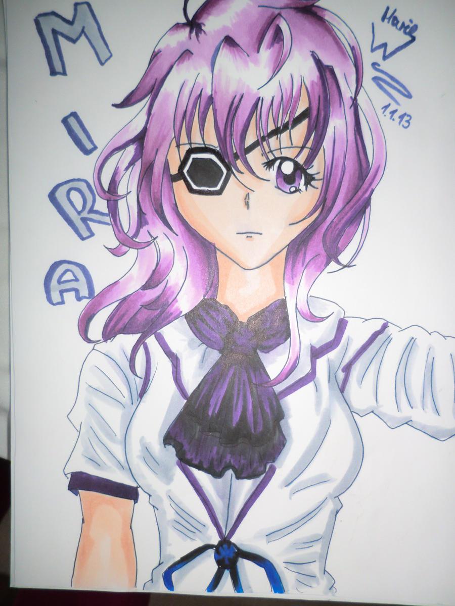 Mira (Manga) by CurePine98 on DeviantArt