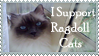 I Support Ragdolls by BGSFM