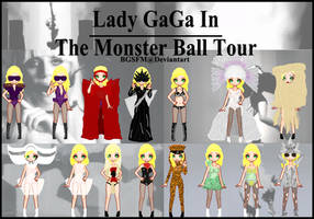 Welcome to The Monster Ball