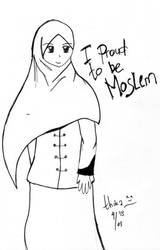 I Proud to be Moslem