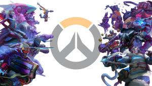 Overwatch Sides Wallpaper (Robert Kim) by Asainguy444