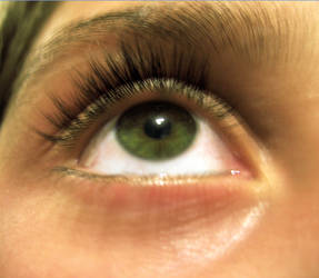 Jina Green Eyes