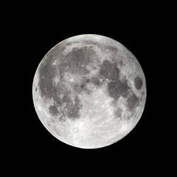 Moon by ShikazStock