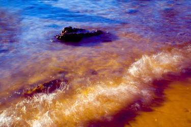 Colored Sea