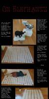 On Elephants - Plotcards