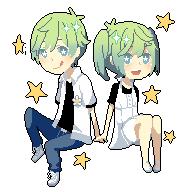Haru and Hana