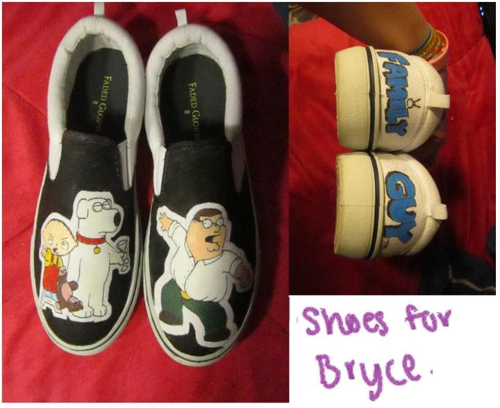 61aa1a0aaef95 Family Guy Shoes by k-renee-shoes on DeviantArt