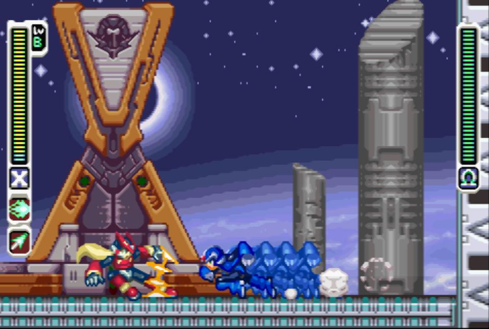 Images of Megaman Zero Cheats - #rock-cafe