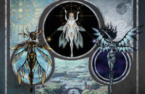Magic History by Moryartix