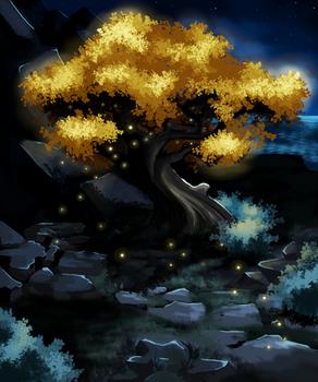 The Firefly Tree