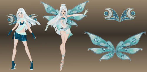 Primal source fairy - The Moon