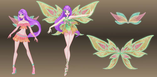Primal source fairy - The Earth