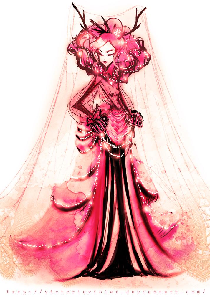blabla...pink by VictoriaViolet