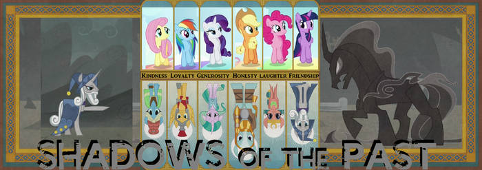 MLP Shadows of the Past