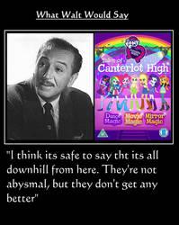 What Walt Would Say#170-EquestriaGirlsSpecials