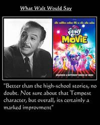 What Walt Would Say#171-MLPTHEMovie