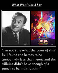 What Walt Would Say#177-She-Raboot
