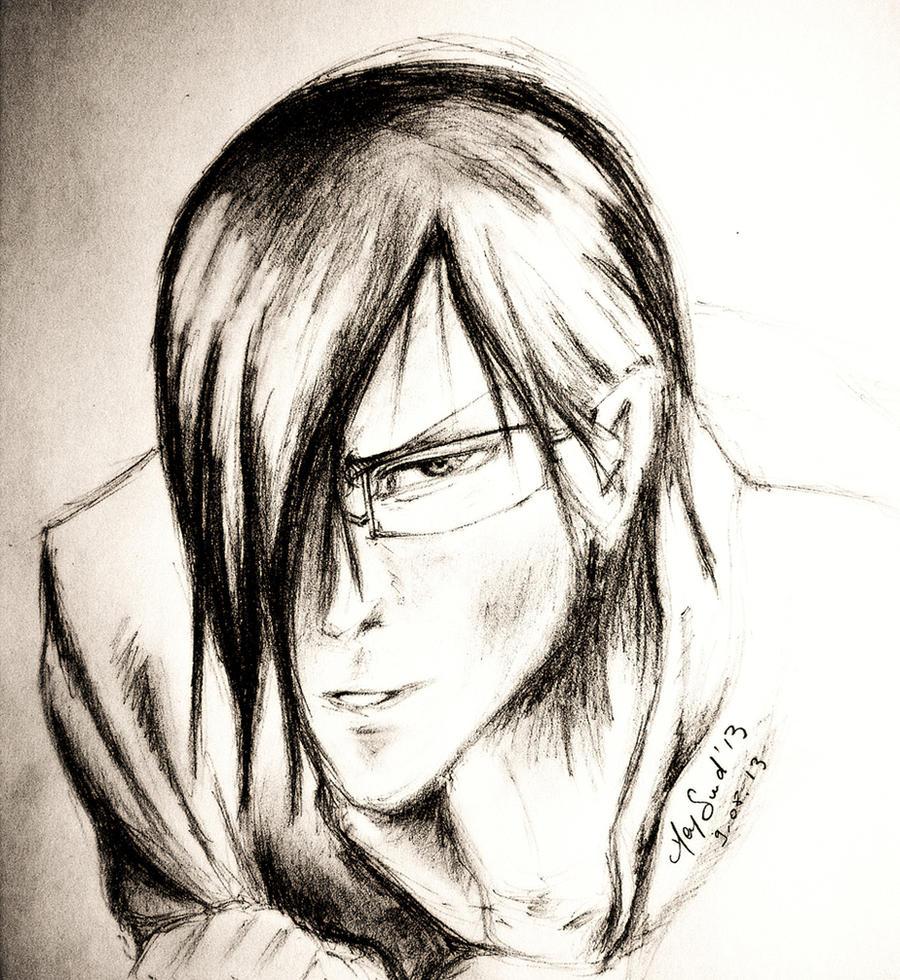 Ishida Uryuu by heySnapDragon