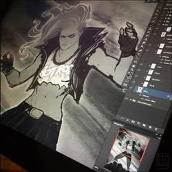 Ronda Rousey - Spirit of Piper