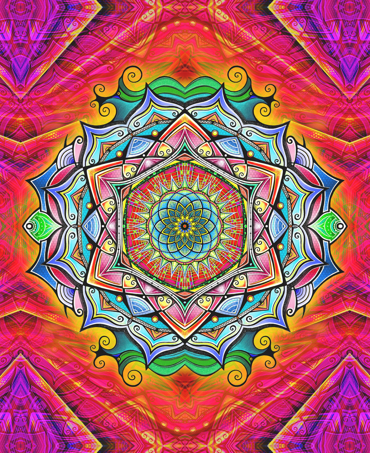 Mandala HD 2 By Relplus On DeviantArt