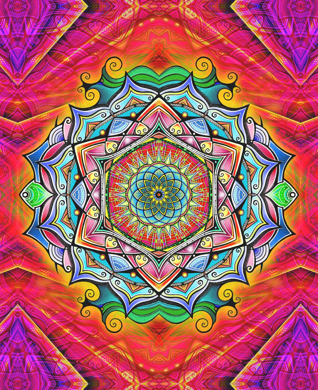 Mandala HD 2
