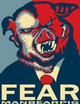 FEAR manbearpig