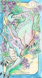 Iris dragon