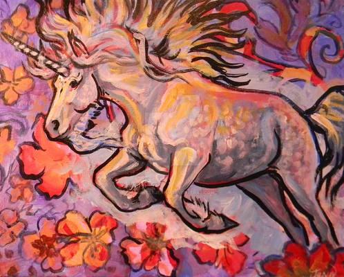 Unicorn patterns