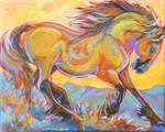 Spirit stallion of the cimm
