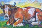 Commission cow