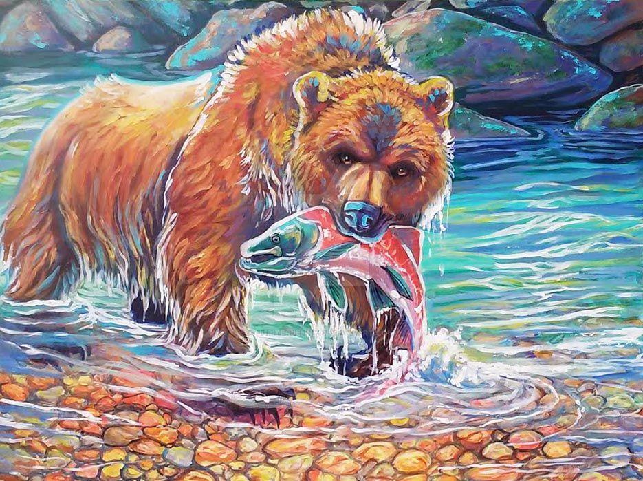 Bear Creek by jupiterjenny