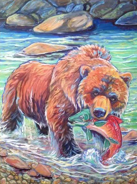 Bear Creek part 2 by jupiterjenny