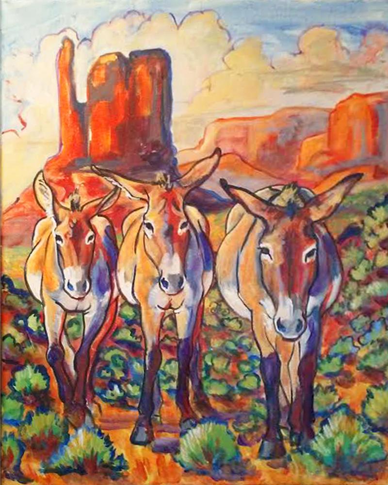 Tres Amigos by jupiterjenny