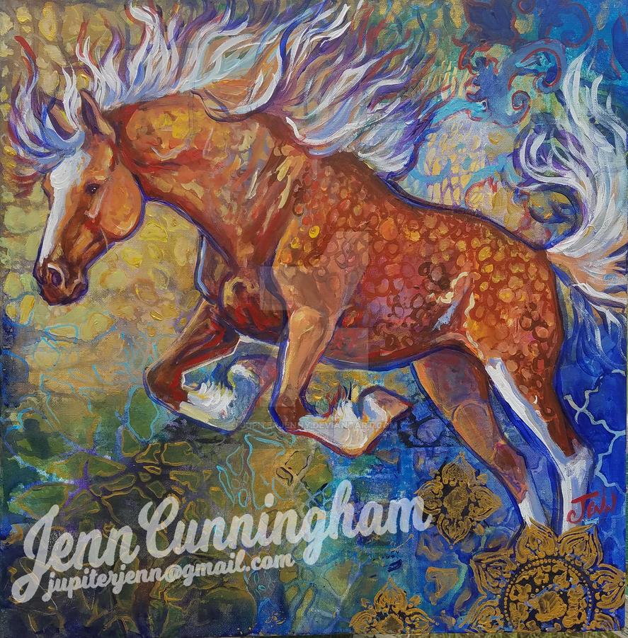 Dream Jumper by jupiterjenny