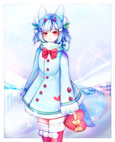 |DTA| Icy Love by idekSam