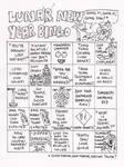 Luna(r) New Year Bingo